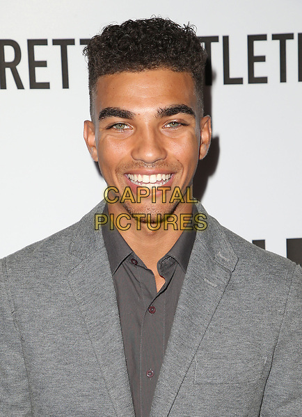 WEST HOLLYWOOD, CA - August 23: Malik Lambert, At TINGS Hosts 'Secret Party' Launch Celebrating Cover Star Cameron Dallas At Nightingale In California on August 23, 2017. <br /> CAP/MPI/FS<br /> &copy;FS/MPI/Capital Pictures