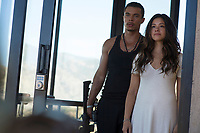MISS BALA (2019)<br /> Gina Rodriguez and Ismael Cruz <br /> *Filmstill - Editorial Use Only*<br /> CAP/FB<br /> Image supplied by Capital Pictures