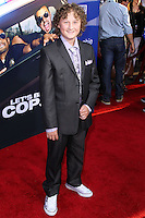 "HOLLYWOOD, LOS ANGELES, CA, USA - AUGUST 07: Joshua Ormond at the Los Angeles Premiere Of 20th Century Fox's ""Let's Be Cops"" held at ArcLight Cinemas Cinerama Dome on August 7, 2014 in Hollywood, Los Angeles, California, United States. (Photo by Xavier Collin/Celebrity Monitor)"
