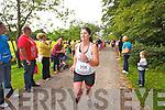 Sheila Lyons who took part in the Killarney Women's Mini Marathon on Saturday last.