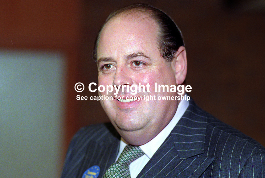Nicholas Soames, MP, Conservative Party, UK, taken annual conference October 1992. 19921053NS1..Copyright Image from Victor Patterson, 54 Dorchester Park, Belfast, UK, BT9 6RJ..Tel: +44 28 9066 1296.Mob: +44 7802 353836.Voicemail +44 20 8816 7153.Skype: victorpattersonbelfast.Email: victorpatterson@me.com.Email: victorpatterson@ireland.com (back-up)..IMPORTANT: If you wish to use this image or any other of my images please go to www.victorpatterson.com and click on the Terms & Conditions. Then contact me by email or phone with the reference number(s) of the image(s) concerned.