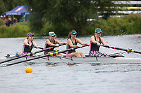 Race: 75  W.4+ (Band 1)  Heat 1<br /> <br /> Peterborough Summer Regatta 2018 - Sunday<br /> <br /> To purchase this photo, or to see pricing information for Prints and Downloads, click the blue 'Add to Cart' button at the top-right of the page.