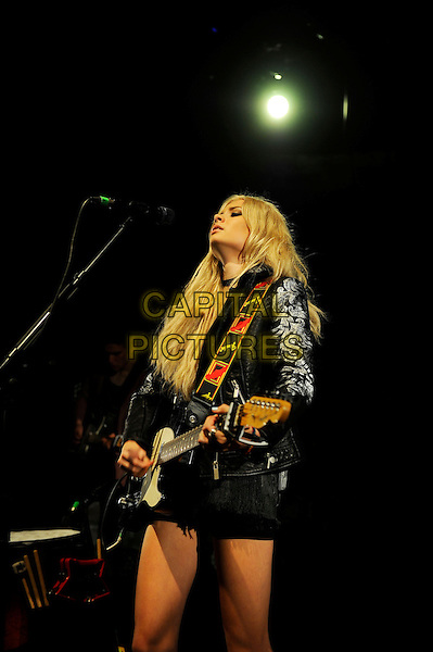 LONDON, ENGLAND - March 25: Nina Nesbitt performs in concert at the o2 Shepherd's Bush Empire on March 25, 2014 in London, England<br /> CAP/MAR<br /> &copy; Martin Harris/Capital Pictures