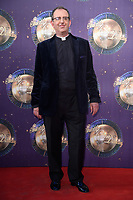 Rev. Richard Coles<br /> at the launch of the new series of &quot;Strictly Come Dancing, New Broadcasting House, London. <br /> <br /> <br /> &copy;Ash Knotek  D3298  28/08/2017