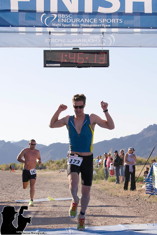 6th Rage: April 18th 2009 - Lake Mead, NV. One of the most scenic courses in Southern Nevada! Held at Lake Mead National Recreation,