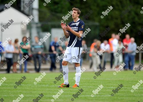 2012-07-12 / Voetbal / seizoen 2012-2013 / KSK Heist / Bram Put..Foto: Mpics.be