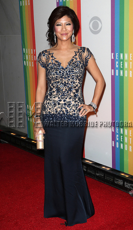 Julie Chen attending the 35th Kennedy Center Honors at Kennedy Center in Washington, D.C. on December 2, 2012