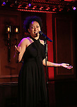 Tracie Thoms during a press preview of her debut show at Feinstein's/54 Below on November 18, 2016 in New York City.