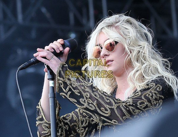 20 September 2014 - Las Vegas, Nevada - Taylor Momsen. 2014 iHeart Radio Music Festival Village at The Lot.   <br /> CAP/ADM/MJT<br /> &copy; MJT/AdMedia/Capital Pictures