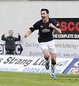 02/05/2009  Copyright  Pic : James Stewart.sct_jspa02_falkirk_v_motherwell.CARL FINNIGAN CELEBRATES AFTER HE SCORES FALKIRK'S FIRST.James Stewart Photography 19 Carronlea Drive, Falkirk. FK2 8DN      Vat Reg No. 607 6932 25.Telephone      : +44 (0)1324 570291 .Mobile              : +44 (0)7721 416997.E-mail  :  jim@jspa.co.uk.If you require further information then contact Jim Stewart on any of the numbers above.........