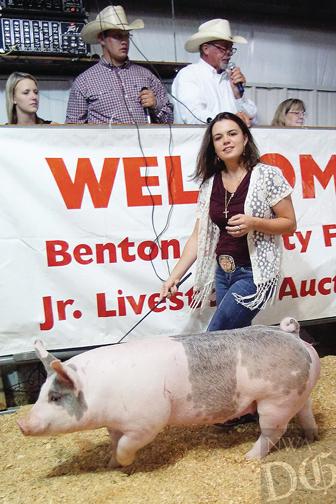 Decatur FFA<br /> Lacy Jo Barrett