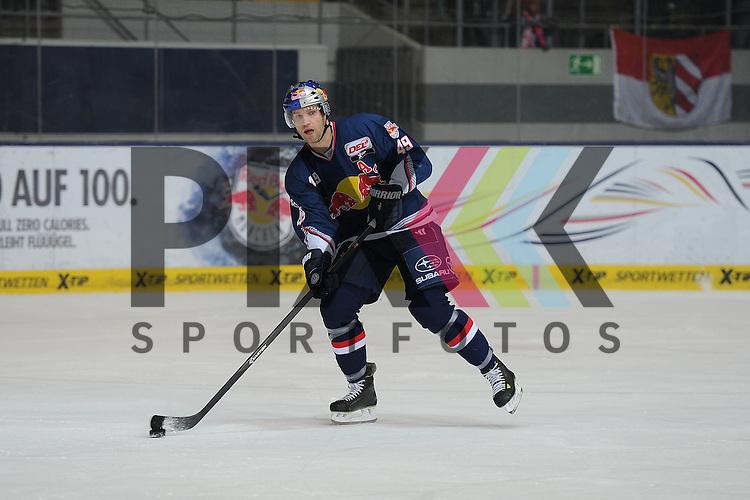 Eishockey, DEL, EHC Red Bull M&uuml;nchen - Thomas Sabo Ice Tigers N&uuml;rnberg. <br /> <br /> Im Bild Richie REGEHR (49) (EHC Red Bull M&uuml;nchen). <br /> <br /> Foto &copy; P-I-X.org *** Foto ist honorarpflichtig! *** Auf Anfrage in hoeherer Qualitaet/Aufloesung. Belegexemplar erbeten. Veroeffentlichung ausschliesslich fuer journalistisch-publizistische Zwecke. For editorial use only.