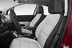 Front seat view of a 2015 Chevrolet Trax LTZ 5 Door SUV Front Seat car photos