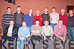 Staff of Kerry Ingredients Listowel having a laugh at their christmas pary at lawlor's bar Listowel on Friday night, front l-r Michael Buckley, Willie Ambrose, R. Donoghue, John Magner, Joe Grimes, Bill Gormin.  Back l-r Dennis Flavin, Mike Broderick, T. Mullvihill, P. Lynch, Le Lennard, and Joe Rice...   Copyright Kerry's Eye 2008