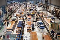 Kiton factory, Naples, Italy