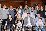 New arrival<br /> ---------------<br /> Pat&amp;Laura Donegan, Ardfert, Christened baby Sadie last Saturday in St Brendans church, Tralee and after to a family celebration in O'Donnell's ,Mounthawk, Tralee.