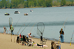 Sauvie Island Beach, Oregon