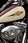 Harley Davidson Engine study.