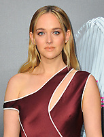 www.acepixs.com<br /> <br /> April 3 2017, LA<br /> <br /> Jess Weixler arriving at the premiere of AMC's 'The Son' at the ArcLight Hollywood on April 3, 2017 in Hollywood, California. <br /> <br /> By Line: Peter West/ACE Pictures<br /> <br /> <br /> ACE Pictures Inc<br /> Tel: 6467670430<br /> Email: info@acepixs.com<br /> www.acepixs.com