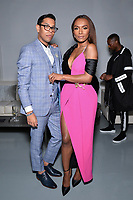 "NEW YORK - JUNE 5: Steven Canals and Janet Mock attends the party at Center415 following the season 2 premiere of FX's ""Pose"" presented by FX Networks, Fox 21, and FX Productions on June 5, 2019 in New York City. (Photo by Anthony Behar/FX/PictureGroup)"