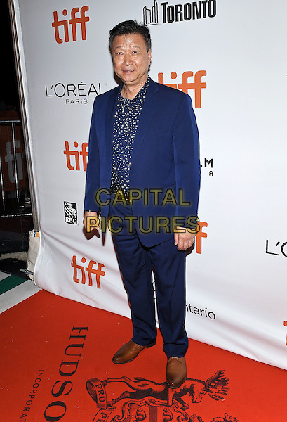 12 September 2016 - Toronto, Ontario Canada - Tzi Ma. &quot;Arrival&quot; Premiere during the 2016 Toronto International Film Festival held at Roy Thomson Hall. <br /> CAP/ADM/BPC<br /> &copy;BPC/ADM/Capital Pictures