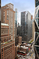View from 301 West 57th Street