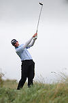 Day one of the Irish PGA championship at Seapoint Golf Club, Eamonn Brady from Clontarf GC on the 10th tee...Picture Jenny Matthews/Newsfile.ie