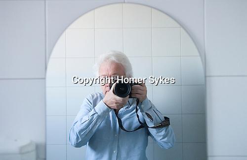 Homer Sykes photographer 2016.