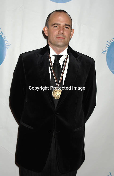 Mark Danielewski ..at The National Book Awards Gala on November 15, 2006 ..at The Marriott Marquis Hotel in New York City...Photo by Robin Platzer, Twin Images