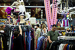 The Junkee store sells vintage clothing and antiques in the Midtown district of Reno, Nevada, July 6, 2012.