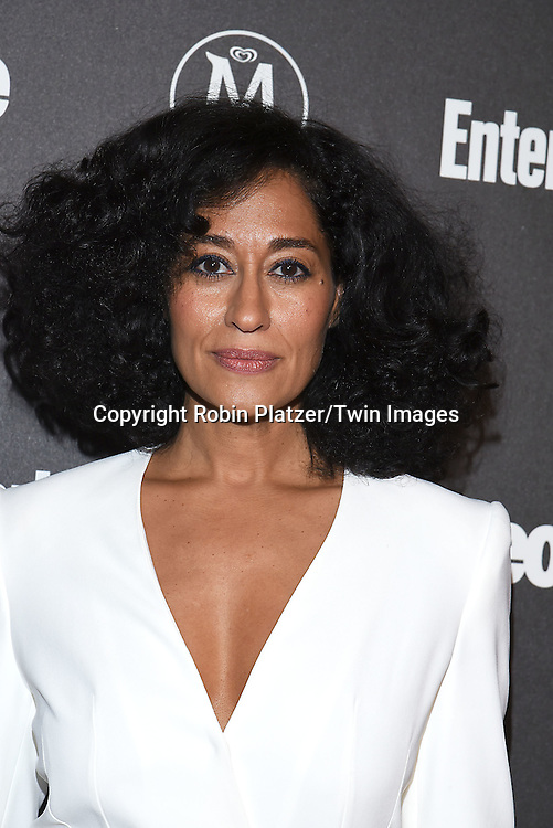 Tracee Ellis Ross attends the Entertainment Weekly &amp; PEOPLE Magazine New York Upfronts Celebration on May 16, 2016 at Cedar Lake in New York, New York, USA.<br /> <br /> photo by Robin Platzer/Twin Images<br />  <br /> phone number 212-935-0770