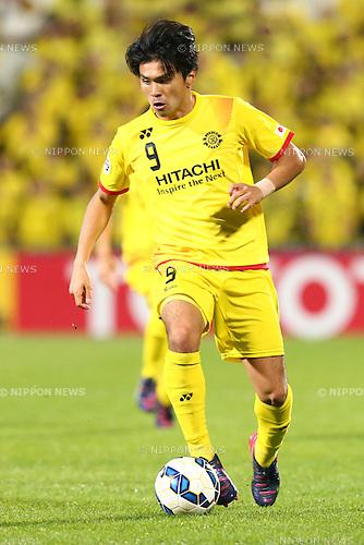 Masato Kudo (Reysol),<br /> MARCH 17, 2015 - Football / Soccer : <br /> AFC Champions League Group E <br /> match between Kashiwa Reysol 2-1 Shandong Luneng FC <br /> at Hitachi Kashiwa Stadium, Chiba, Japan.<br /> (Photo by AFLO SPORT)