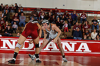 Eastern Michigan Wrestling competes at IU in the FITE Dual. .December 19th, 2010. Bloomington, IN.