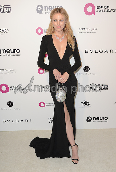 28 February 2016 - West Hollywood, California - Bar Paly. 24th Annual Elton John Academy Awards Viewing Party sponsored by Bvlgari, MAC Cosmetics, Neuro Drinks and Diana Jenkins held at West Hollywood Park. Photo Credit: Birdie Thompson/AdMedia