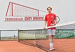 2018-07-10 / Tennis / Seizoen 2018 / Maxim Kox van TC Den Bremt<br /> <br /> <br /> ,Foto: Mpics