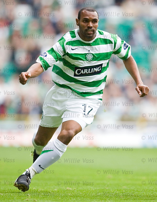 Didier Agathe, Celtic.stock season 2005-2006.pic willie vass