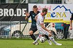 20.07.2018, Parkstadion, Zell am Ziller, AUT, FSP, 1.FBL, SV Werder Bremen (GER) vs 1. FC Koeln (GER)<br /> <br /> im Bild<br /> Maximilian Eggestein (Werder Bremen #35) im Duell / im Zweikampf mit Matthias Bader (Neuzugang Koeln #35), <br /> <br /> Foto © nordphoto / Ewert
