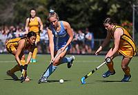 Villa Maria v Wellington College. Federation Cup Hockey, Lloyd Elsmore Park, Auckland, New Zealand, Monday 2 September 2019. Photo: Simon Watts/www.bwmedia.co.nz/HockeyNZ
