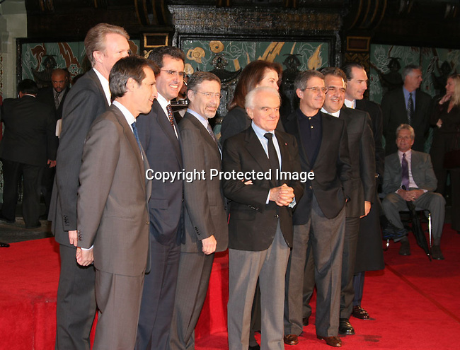 Jack Valenti &amp; Guests<br />