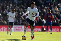 Dele Alli of Tottenham Hotspur during Crystal Palace vs Tottenham Hotspur, Premier League Football at Selhurst Park on 25th February 2018