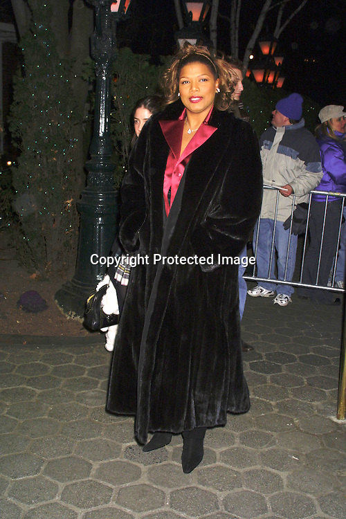 © 2003 AURA BLANDINO/HUTCHINS PHOTO.2002 NATIONAL BOARD OF REVIEWS AWARDS.TARVEN ON THE GREEN. NEW YORK,  NY,  1/14/03...QUEEN LATIFAH