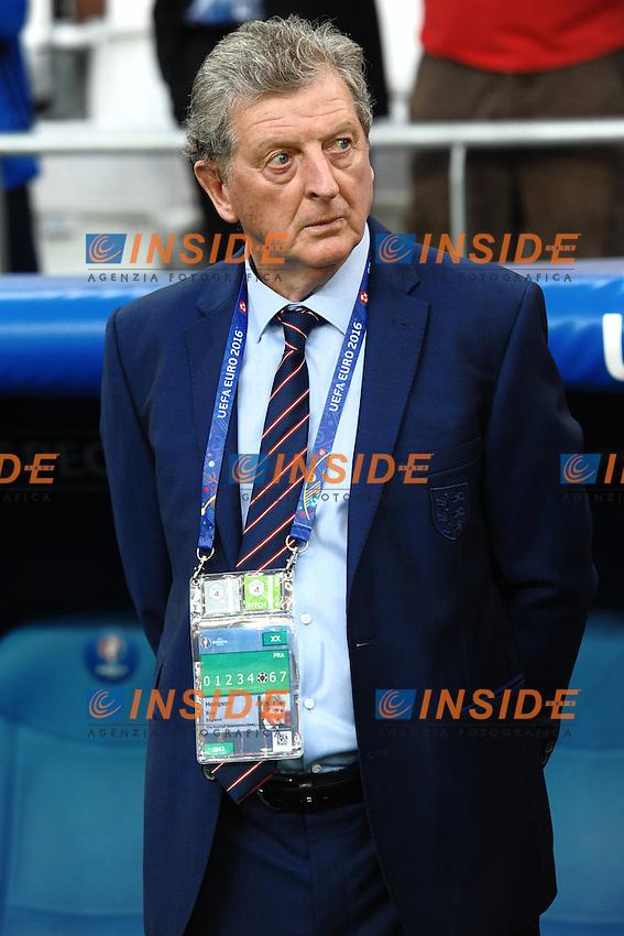 Roy Hodgson <br /> Marseille 11-06-2016 Stade Velodrome football Euro2016 England - Russia  / Inghilterra - Russia Group Stage Group B. Foto Massimo Insabato / Insidefoto