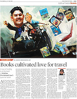 NST Travel Column