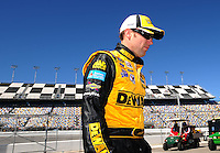 Feb 10, 2008; Daytona Beach, FL, USA; Nascar Sprint Cup Series driver Matt Kenseth (17) during qualifying for the Daytona 500 at Daytona International Speedway. Mandatory Credit: Mark J. Rebilas-US PRESSWIRE