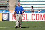 15 June 2016: New England Director of Soccer Mike Burns. The Carolina RailHawks hosted the New England Revolution at WakeMed Stadium in Cary, North Carolina in a 2016 Lamar Hunt U.S. Open Cup fourth round game.