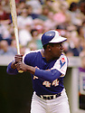 CIRCA 1972: Hank Aaron #44 of the Atlanta Braves bats during a game from his 1972 season. Aaron played 23 seasons, with 2 different teams, was a 25-time All-Star and inducted to the Baseball Hall of Fame in 1982.  (2018 SportPics)  *** Local Caption *** Hank Aaron