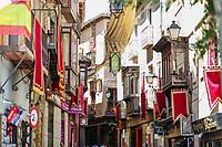TOLEDO, ESPANHA, 02.06.2019 - TURISMO-ESPANHA - Vista da cidade de Toledo município da Espanha na província de Toledo, comunidade autónoma de Castela-Mancha na Espanha. (Foto: Vanessa Carvalho/Brazil Photo Press)