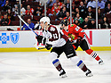 KEVIN PORTER,  of the Colorado Avalanche in action  during the Avalanche game against the Chicago Blackhawks at the United Center in Chicago, IL.  The Colorado Avalanche beat the Chicago Blackhawks 4-3 in Chicago, Illinois on December 15, 2010....