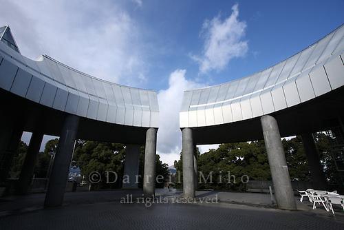 Jan. 24, 2009; Hiroshima, Japan - Hiroshima Museum of Contemporary Art.