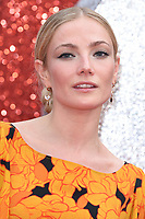 "Clara Paget arriving for the ""Ocean's 8"" European premiere at the Cineworld Leicester Square, London, UK. <br /> 13 June  2018<br /> Picture: Steve Vas/Featureflash/SilverHub 0208 004 5359 sales@silverhubmedia.com"